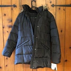 NEW London fog winter jacket